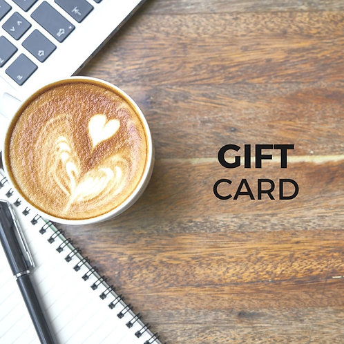 Gift Card (Pick up)