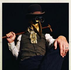 Plague Dr. Duffy 2 by Kate.JPG