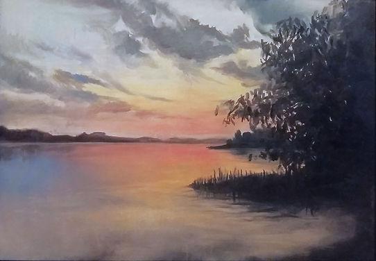 oil painting ladscape art