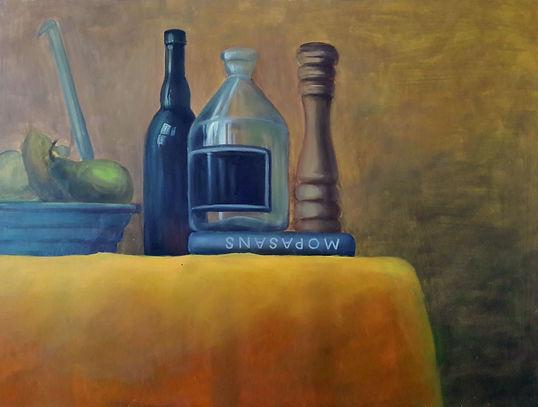 still life painting oil art