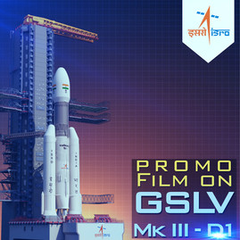 GSLV MK3 -ISRO