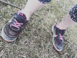 Worry and Muddy Feet