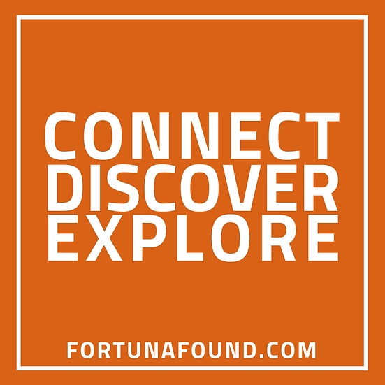 Connect Discover Explore - Square Sticker