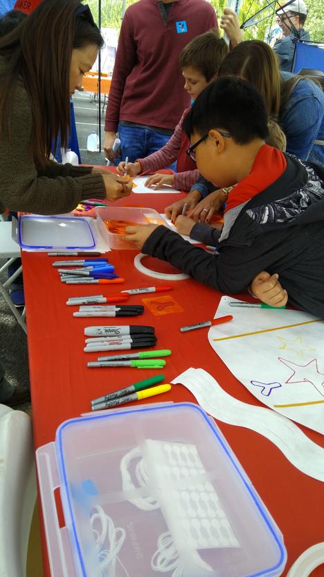 PV Ngyuen Teaching kitemaking
