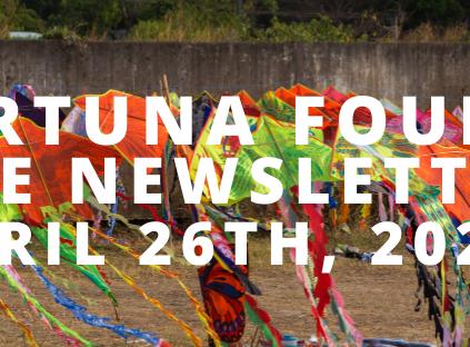 April 26th, 2021 Kite Newsletter