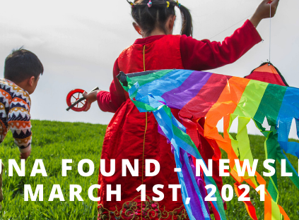 March 1st, 2021 Kite Newsletter