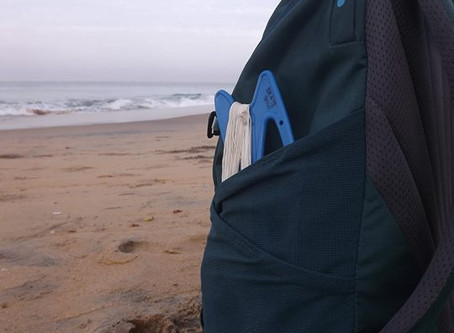 List Five: Ten Things to Carry in My Kite Bag (Backpack)