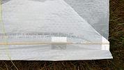 Sled Kite from Plastic Trash Bag