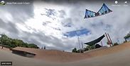 Skate Park Crash n' Burn