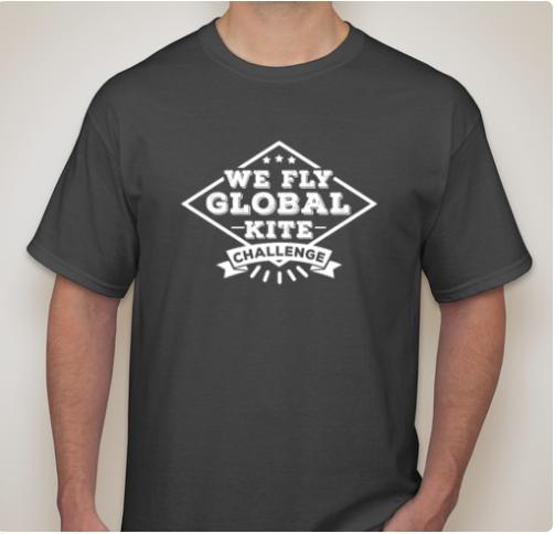 WFGKC Unisex T-shirt Dark Grey