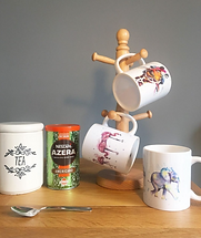 Splatterworks mugs