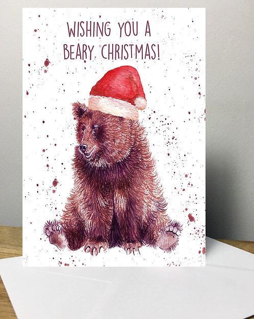 Wishing You A Beary Christmas