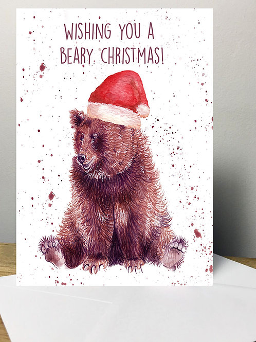 Wishing You A Beary Christmas