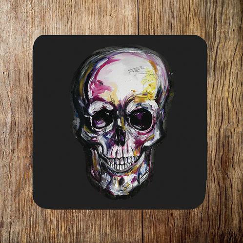 Splatter Skull Coaster