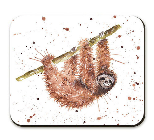 Just Hanging Sloth Placemat
