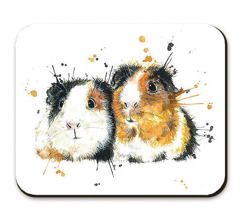 Splatter Guinea Pigs Placemat