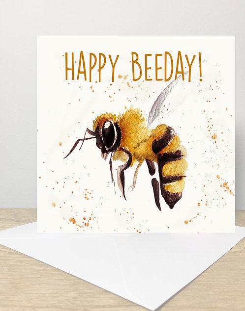 Happy Beeday!