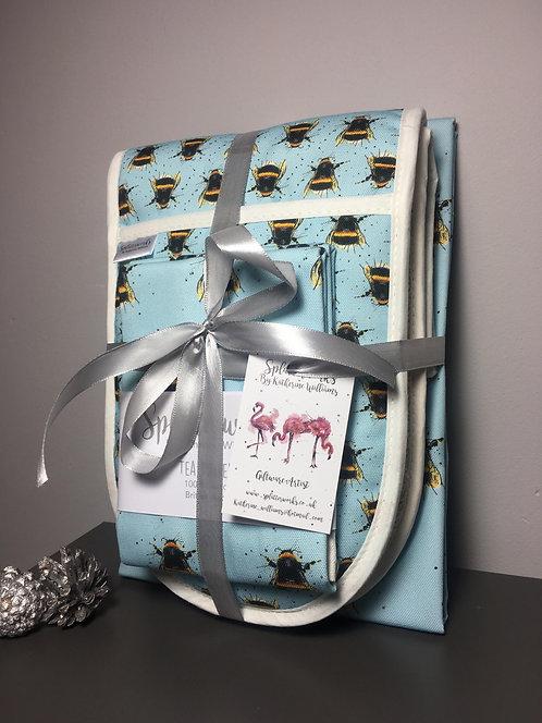 Splatter Bee Fabric Gift Bundle