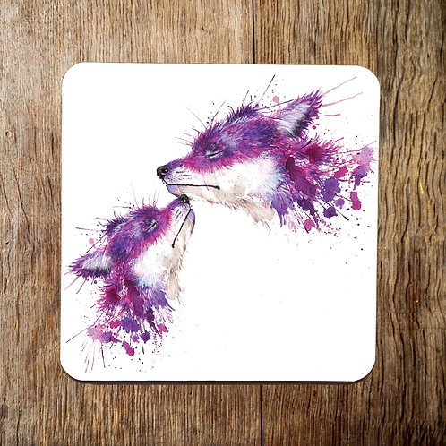 Sweet Kisses Fox Coaster