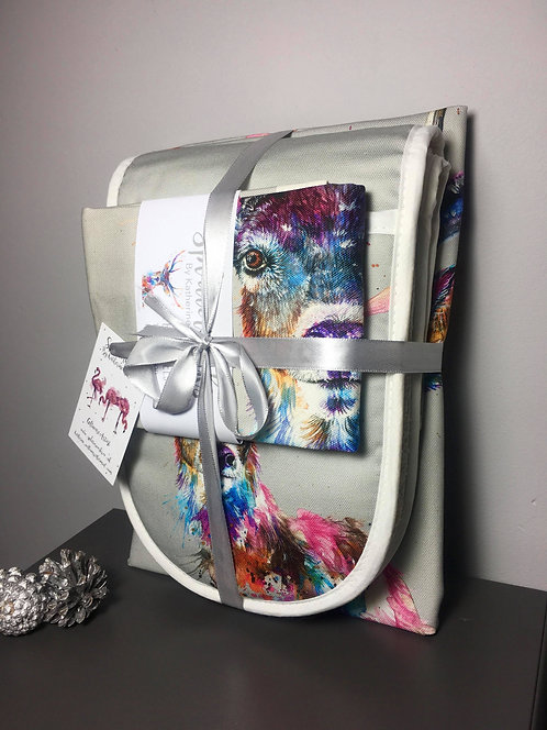 The Monarch Fabric Gift Bundle