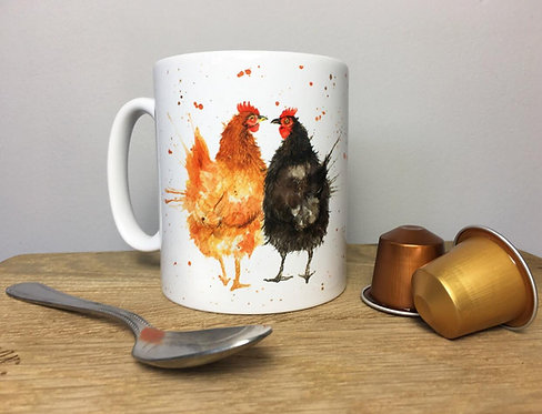 Love Chickens Mug