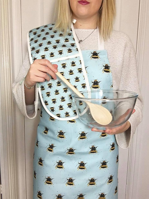 Splatter Bee Apron