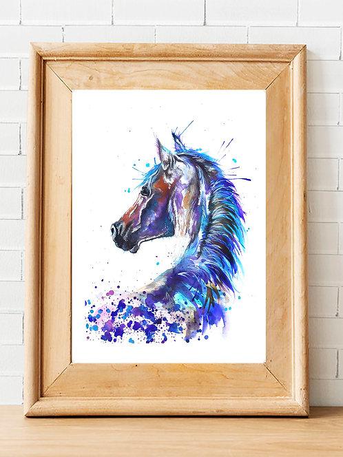 Splatter Horse