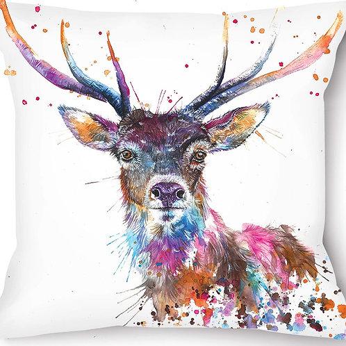 The Monarch Vegan Suede Cushion