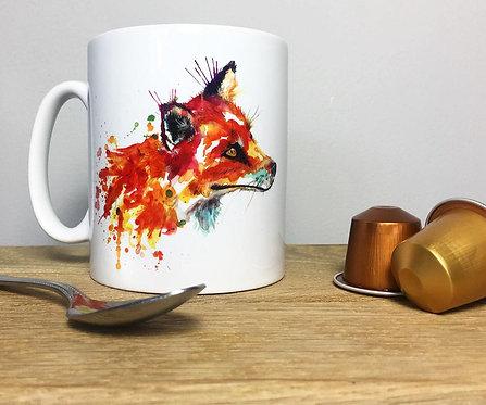 Cardinal Fox Mug