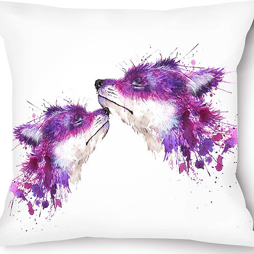 Sweet Kisses Vegan Suede Cushion