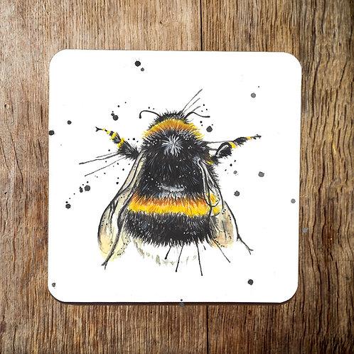 Splatter Bee Coaster