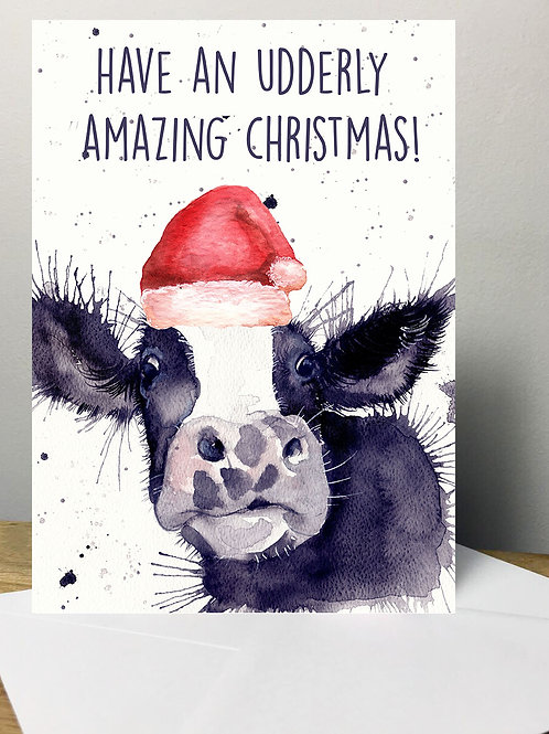 Have An Udderly Amazing Christmas
