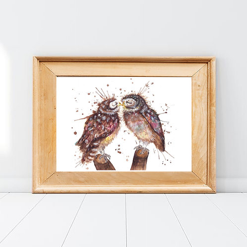 Loved Up Print