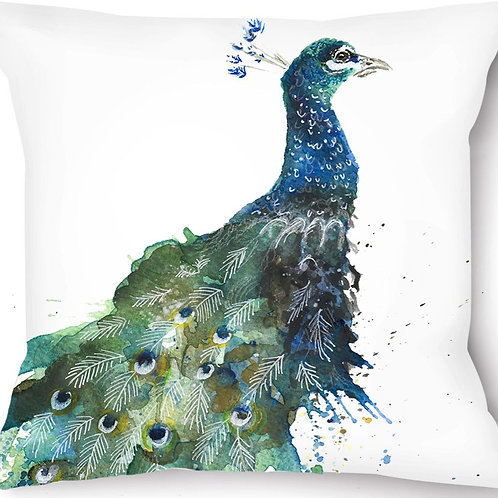 Bold & Beautiful Vegan Suede Cushion
