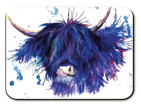 Highland Coo Placemat