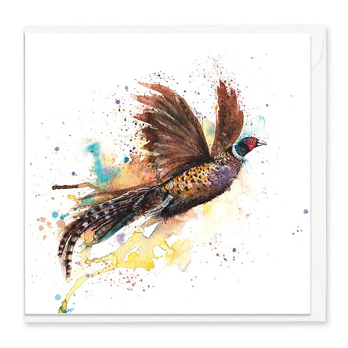 Fly Away Greeting Card