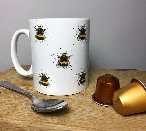 Splatter Bee Mug