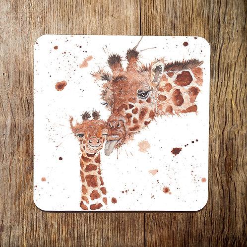 Wash Time Giraffe Coaster