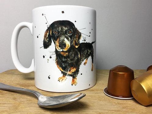 Splatter Sausage Dog