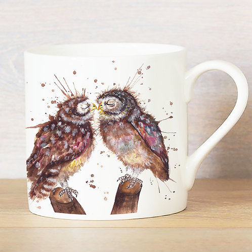 Loved Up Bone China Mug