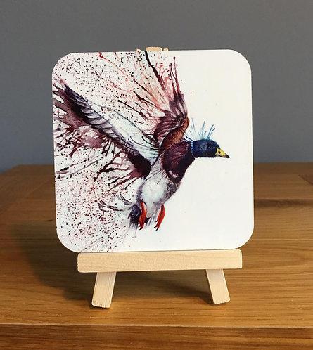 'Inflight Duck' Coaster