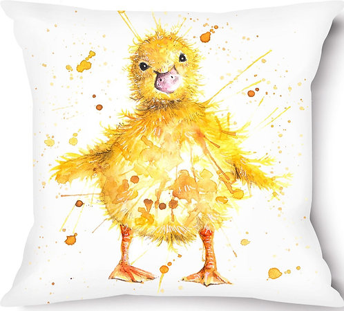 Little Quacker Vegan Suede Cushion