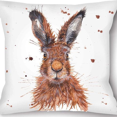 The Wild Hare Vegan Suede Cushion