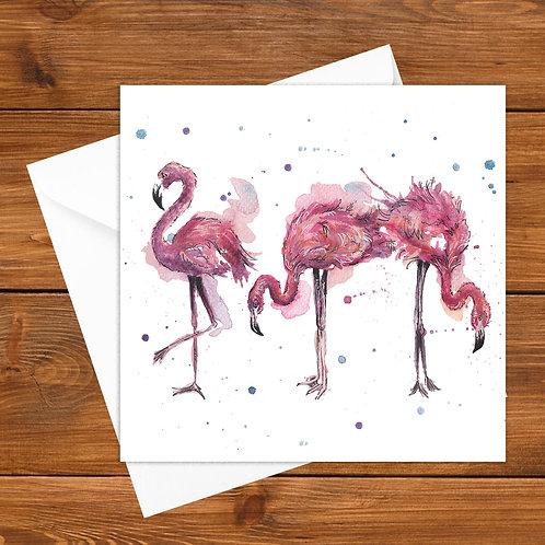 Be Fabulous Greeting Card