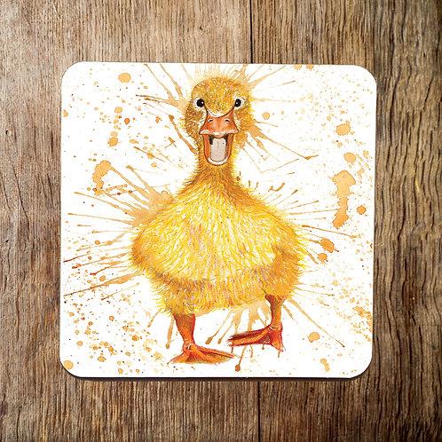 Excited Quacker Coaster