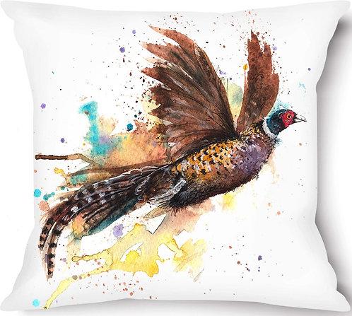 Fly Away Vegan Suede Cushion
