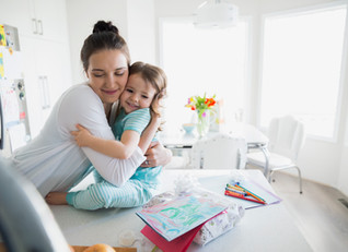 When Kids Have a Fever, Moms May Panic