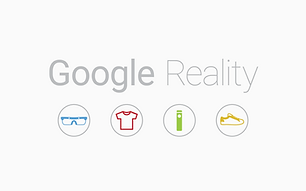 Google Reality AR/VR Project