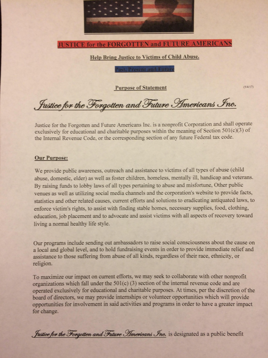 Child Victims Act- Senator John Flanagan's Views 6/21/18