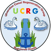 Ulverston Canal Regeneration Charity Logo